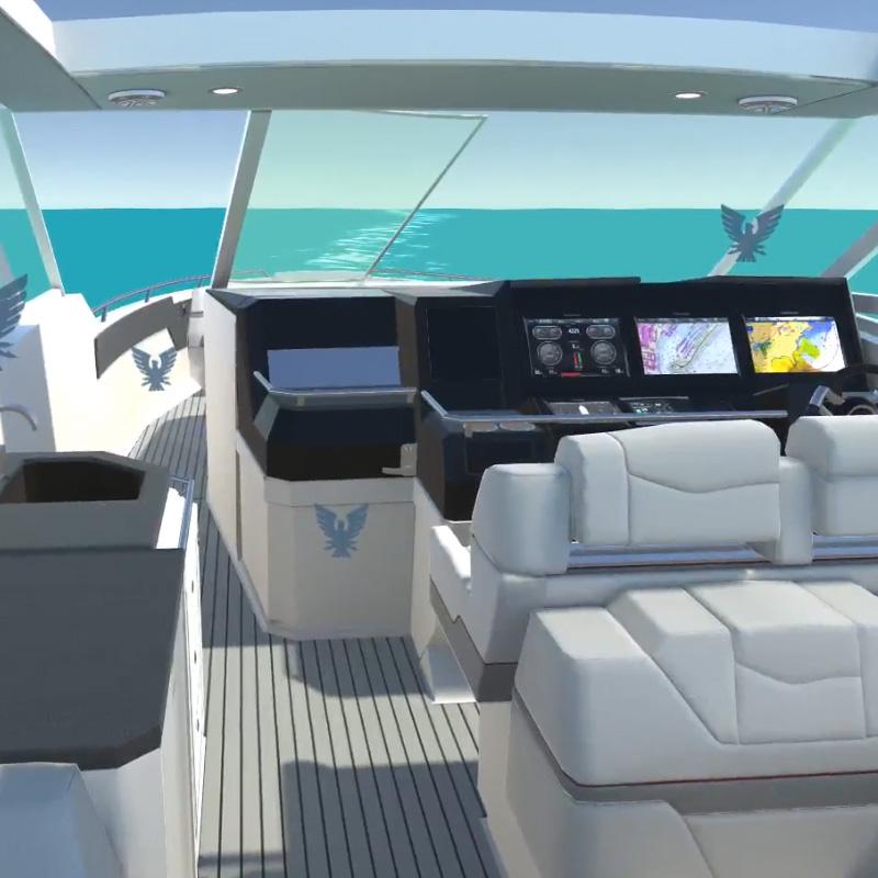 Formula Boats VR