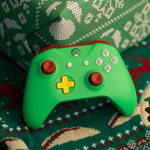 Xbox Holiday Sweaters