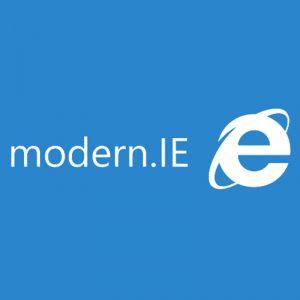 modern IE